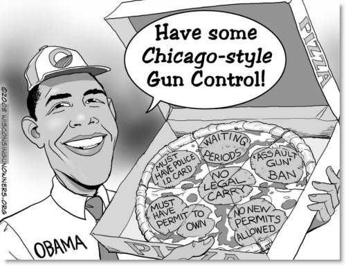 Cartoon - Chicago style