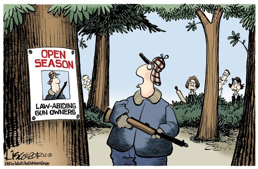 Cartoon - Open Season