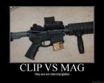 Clip vs Mag (AR-15)