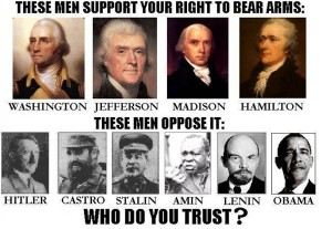 Which ones do you trust?