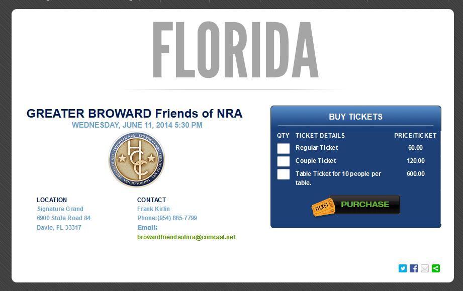 Greater Broward Friends of NRA