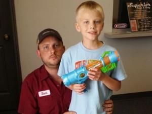 Another Toy Gun Suspension